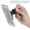 6PCS Strongest Magnetic Cross Air Vent Mount Car Phone Holder For iPhone Samsung LG Huawei etc