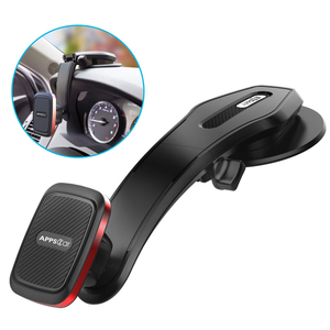 Apps2car magnetic car mobile holder mount for iphone x